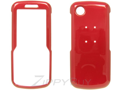 Samsung SGH-T349 Hard Cover Case - Red