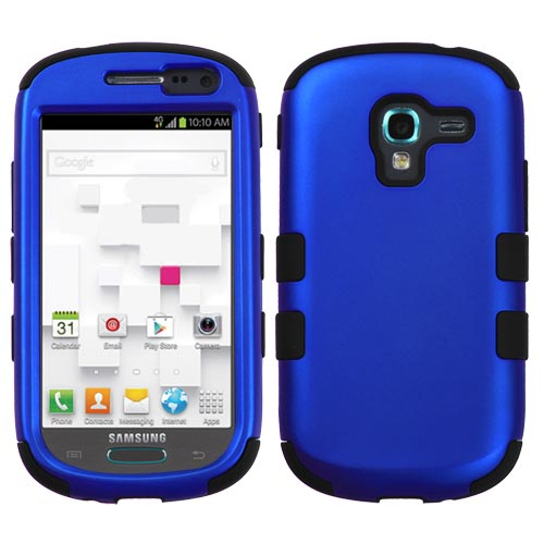 Blue Synergy Case for Samsung Galaxy Exhibit