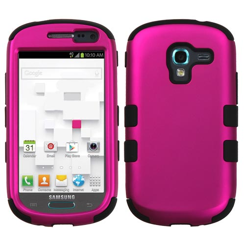 Hot Pink Synergy Case for Samsung Galaxy Exhibit