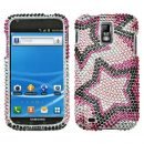 Superstar Crystal Rhinestones Bling Case for Samsung Galaxy S II (T-Mobile)