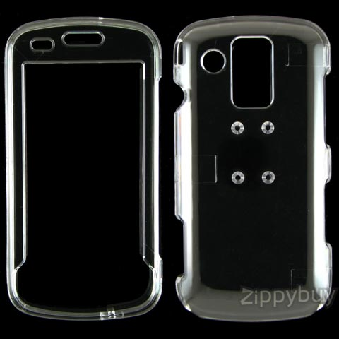 Samsung Rogue U960 Hard Cover Case - Clear