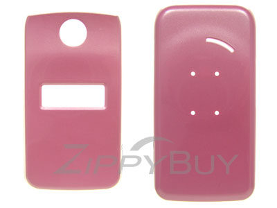 Sony Ericsson TM506 Hard Cover Case - Pink