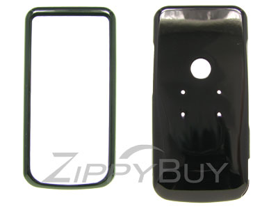 Sony Ericsson W760 Hard Cover Case - Black