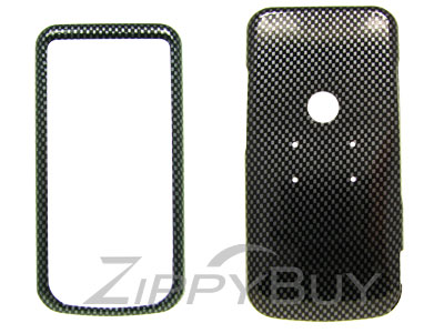 Sony Ericsson W760 Hard Cover Case - Carbon Fiber