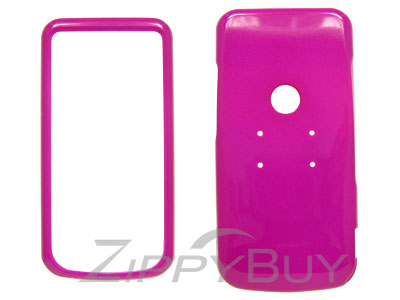Sony Ericsson W760 Hard Cover Case - Hot Pink
