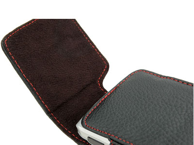 Elite Series Leather Case for Blackberry 8820