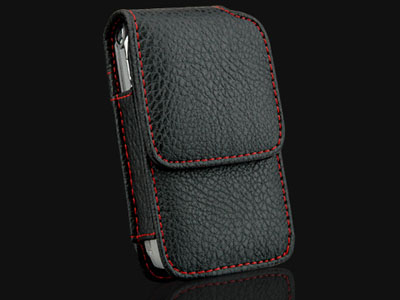 Elite Series Leather Case for LG Shine CU720